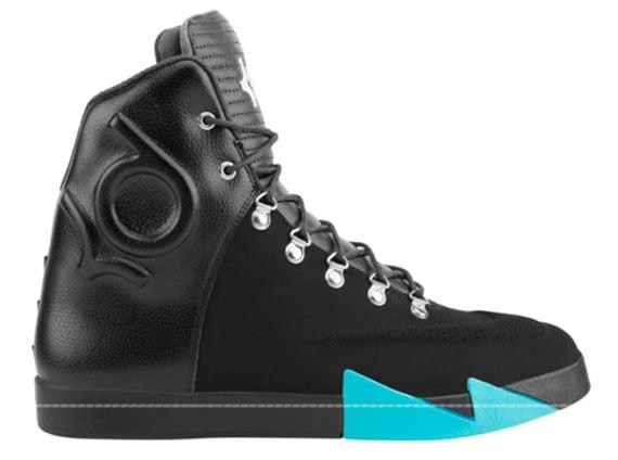 Nike KD 6 NSW Black Gamma Blue First Look