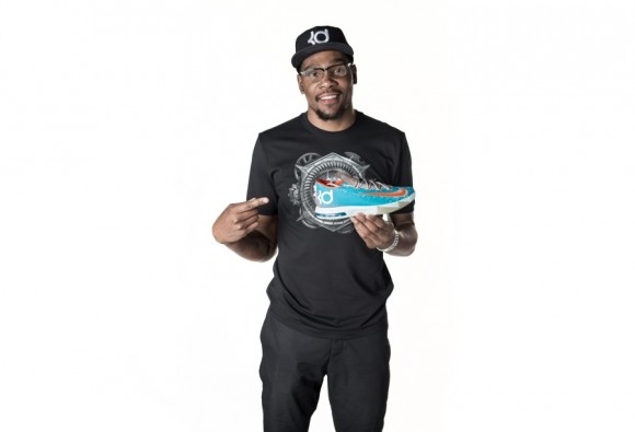 Nike KD VI Maryland Blue Crab Yet Another Detailed Look