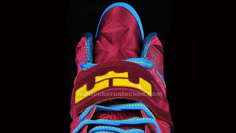 the best attitude eeaec 4b595 Nike LeBron Zoom Soldier VII (7) 'Bronny & Bryce' | Foot ...