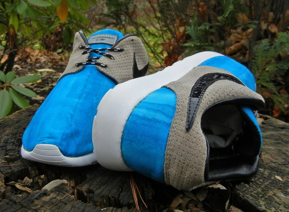Nike Roshe Run Batik by JBF Customs