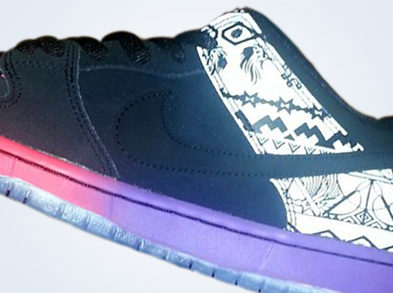 Nike SB Dunk Low BHM 2014 First Look