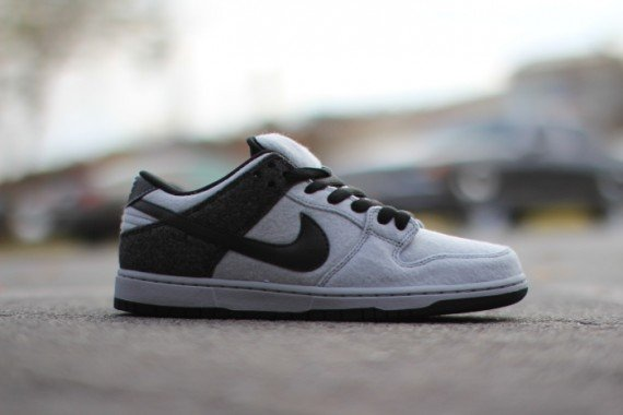 Nike SB Dunk Low Wool Now Available