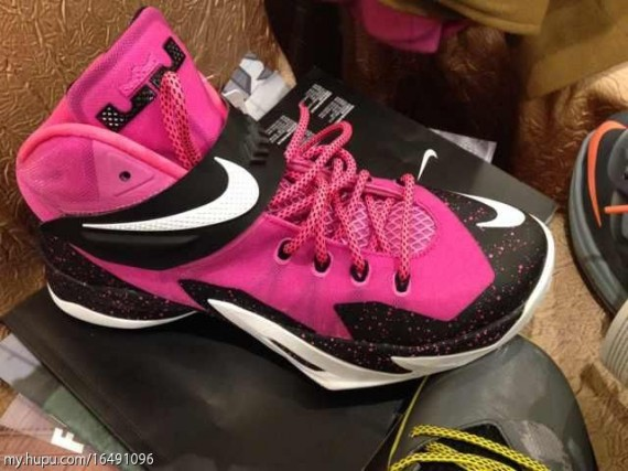Nike Zoom Soldier LeBron Upcoming Model
