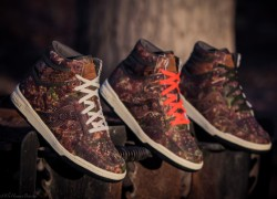 Packer Shoes x Saucony Hangtime Hi 'Woodland Snake' | Unveiled + Release Date