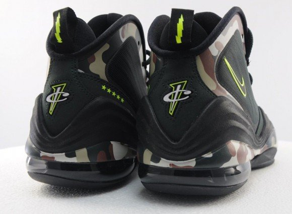 Nike Air Penny 5 Camo Yet Another Look