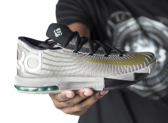 Nike KD 6 Precision Timing Officially Unveiled