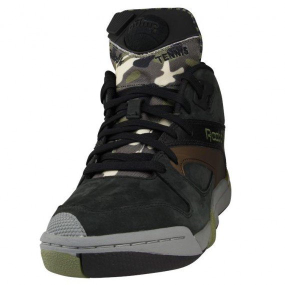 Reebok Court Victory Pump Camo Now Available