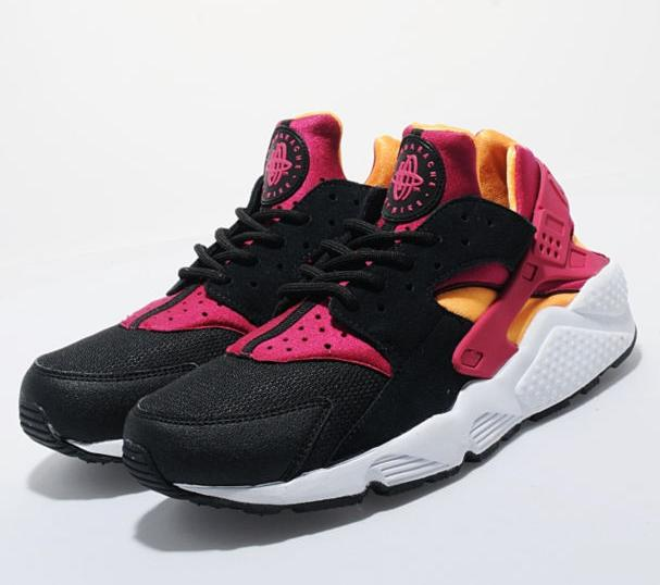 nike air huarache le laser orange