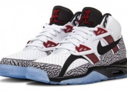 Release Reminder: Nike Air Trainer SC High PRM QS 'Alabama'