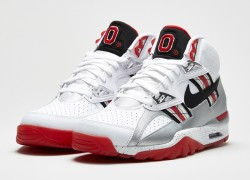 Release Reminder: Nike Air Trainer SC High PRM QS 'Ohio State'