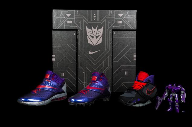 Release Reminder: Nike CJ81 'Megatron Rises' 3-Pack