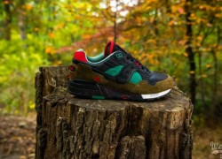 Release Reminder: West NYC x Saucony Shadow 5000 'Cabin Fever'