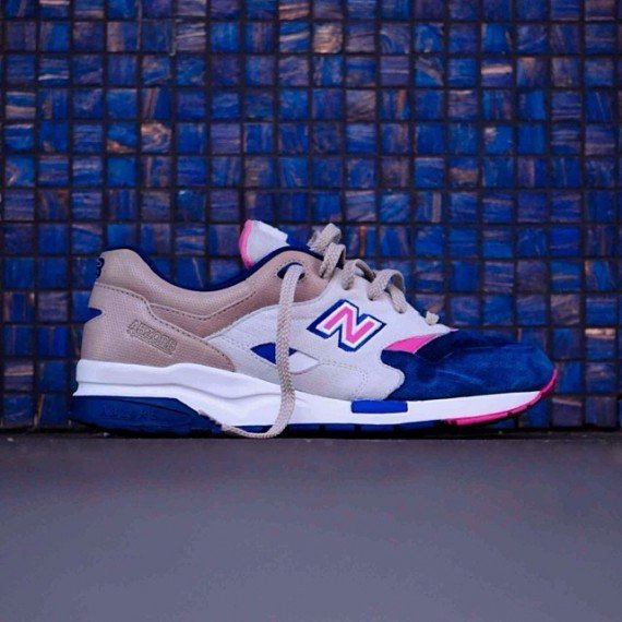 Ronnie Fieg x New Balance 1600 Daytona Yet Another Look