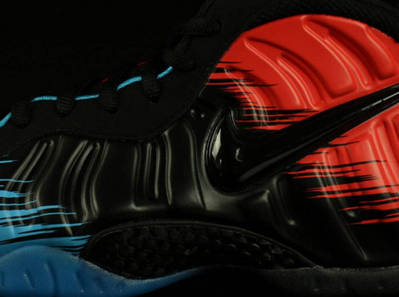 Nike Air Foamposite Pro Spiderman Yet Another Look