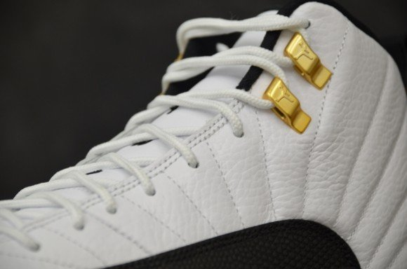 Air Jordan XII Taxi Retro Another Closer Look