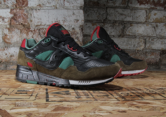 West NYC x Saucony Shadow 5000 Cabin Fever Arriving at Additional Retailers