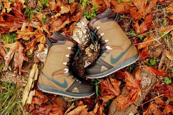 Nike x Poler Collaboration - Vapen Premium QS Snowboard Boots