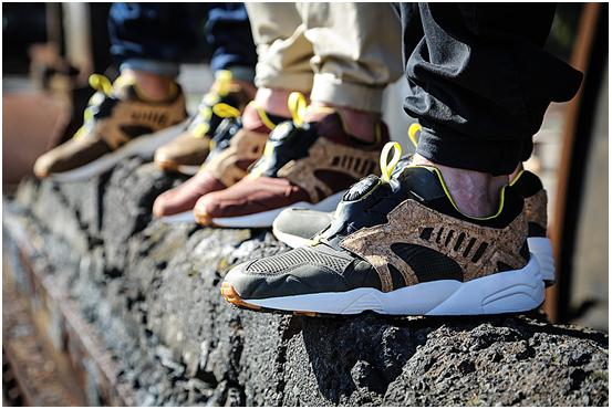 Puma Disc Blaze - Cork Pack