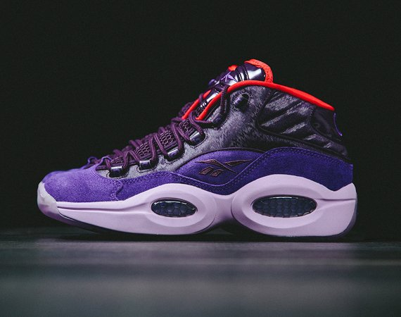 Reebok Question Mid Ghost of Christmas Future