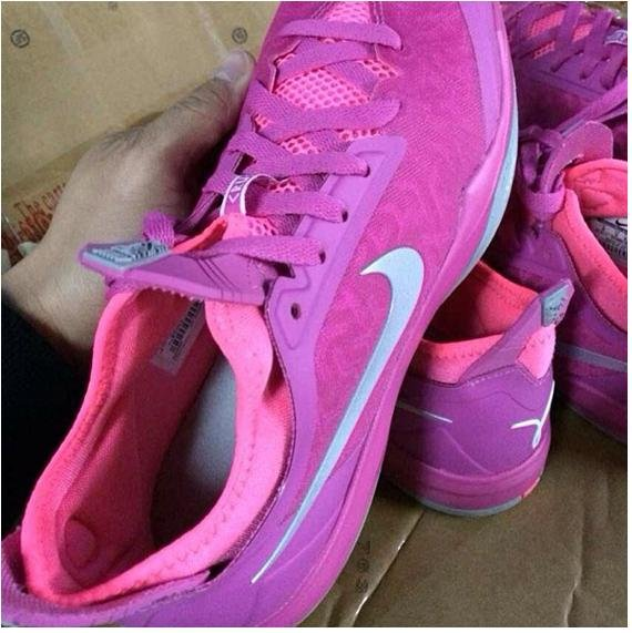 James Hardens Nike Zoom Crusader Thinks Pink