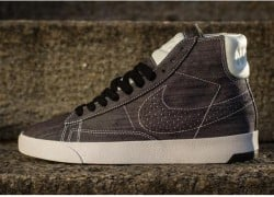 "Nike Blazer LUX ""Black Denim"""