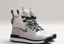 Nike Lunarterra Arktos QS Metallic Silver
