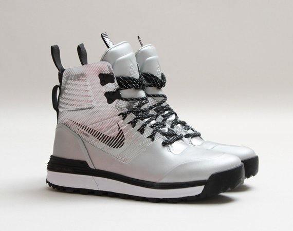 "best website bdf9d 71c10 Nike Lunar Terra Arktos QS ""Metallic Silver""   SneakerFiles"