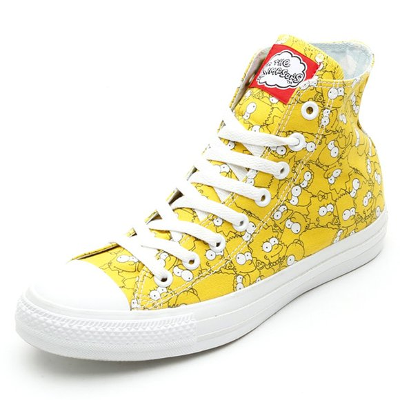 713730846ff0 The Simpsons x Converse Chuck Taylor All Star Hi - Spring 2014 ...