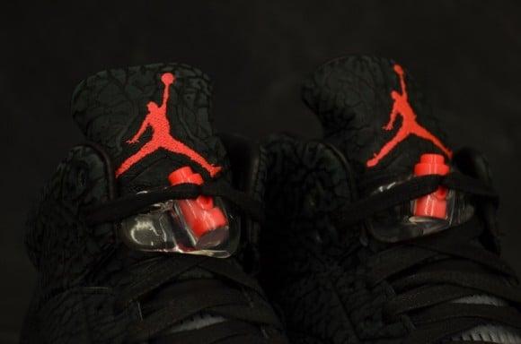 Air Jordan 3Lab5 Infrared 23Closest Look Yet