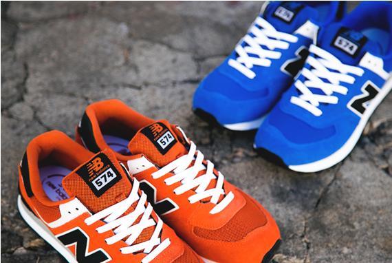 New Balance 574 Varsity Pack