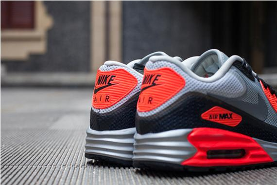 Nike Lunar Air Max 90 Infrared