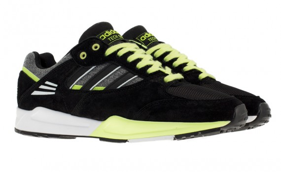 adidas Tech Super EF Black  Glow in the Dark
