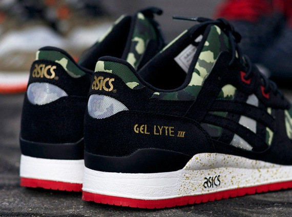 BAIT x ASICS Gel Lyte III Models 001 and 002 - Preview