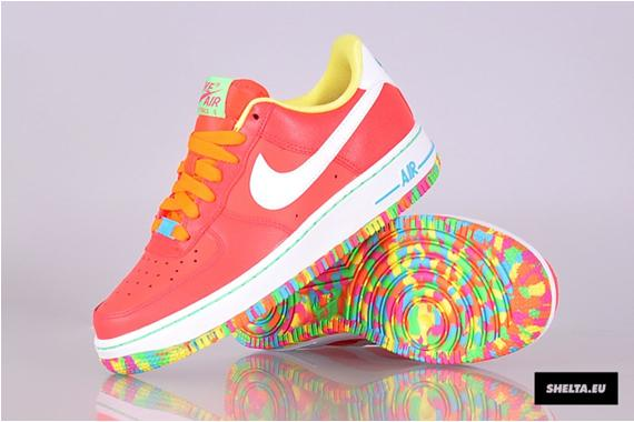 Nike Air Force 1 Low GS Fruity Pebbles