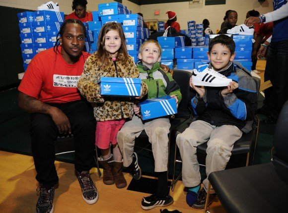 Pusha T And ADIDAS Help 1000 Shoes for 1000 Smiles Reach its Goal For the First Time Ever