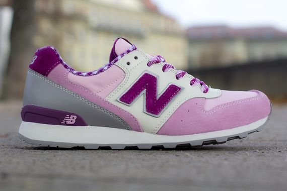 Women's New Balance 996 Gingham Pack