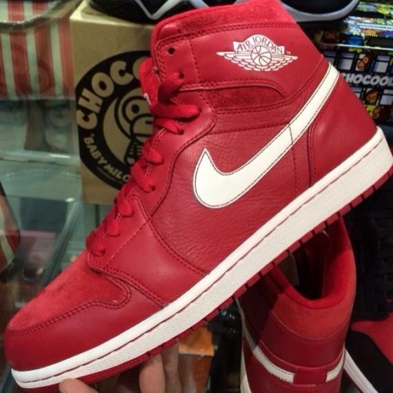 Air Jordan 1 Retro High OG Gym Red