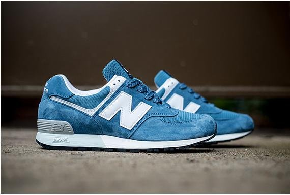 New Balance 576 Sky Blue (Made in U.S.A.)