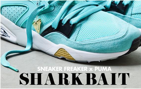 SHARKBAIT: SNEAKER FREAKER x PUMA