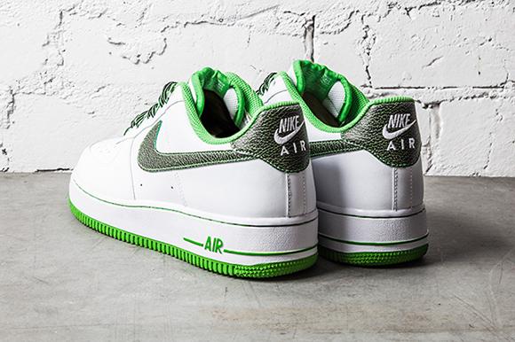 AF1 Green Apple