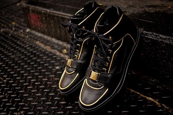 BlkGold Versaces