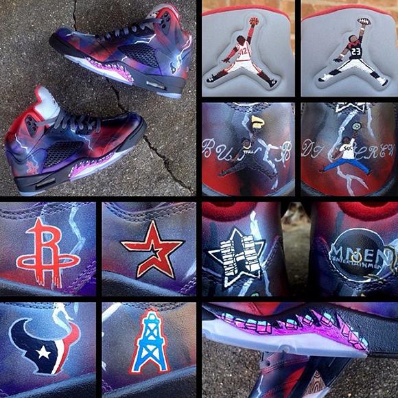 air jordan shoes houston