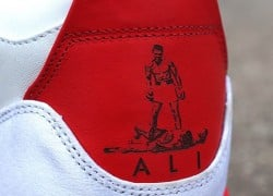 "Air Jordan III (3) ""G.O.A.T"" Customs by JBF Customs"