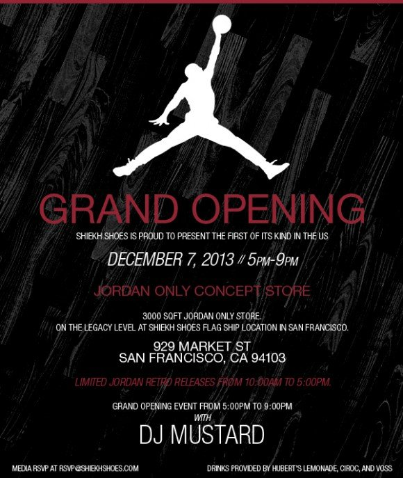 Shiekh Shoes Grand Opening