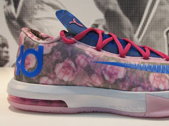 Nike KD 6 Supreme Aunt Pearl Another Look