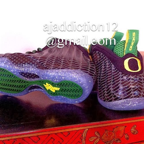 Nike Oregon Foams & Vs