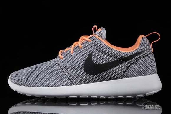 Roshe Run GreyOrng