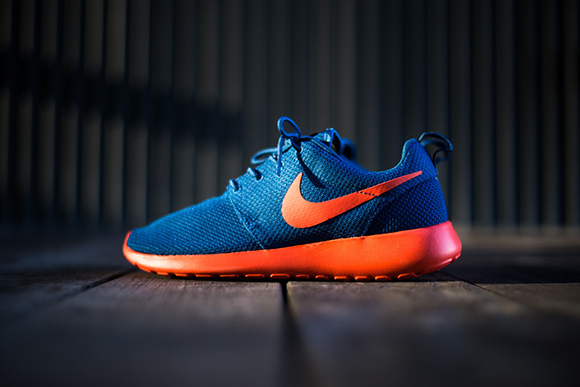 Roshe Run RoyalOrng