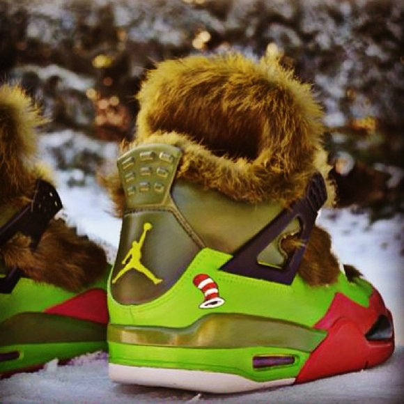 SF Grinch AJIV Boot
