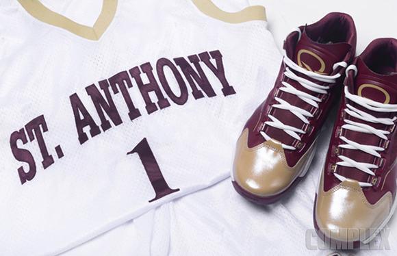 St Anthony Q96